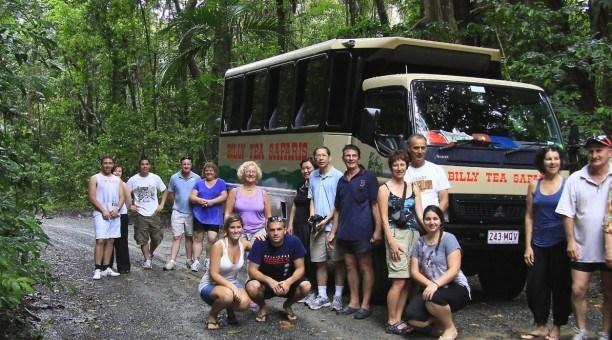 Billy Tea Bush Safari Cape Tribulation 4WD tour