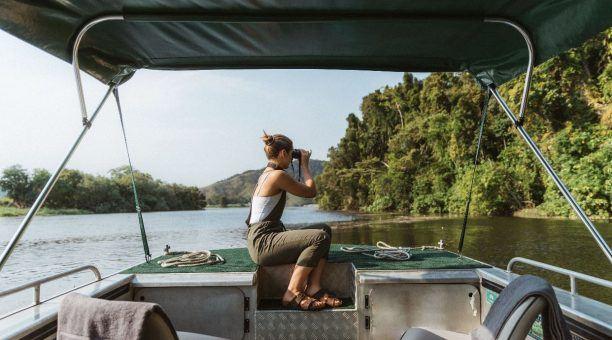 Daintree River Wilderness Cruise